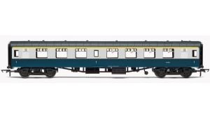 Hornby R4778 BR Mark 1 1st Open (FO), Blue/Grey Livery